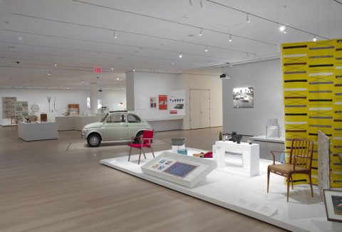 Museum Of Modern Art Classic Fiat 500 Is Value Of Good Design